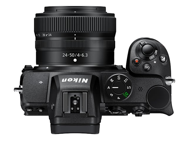 Nikon Z5 full-frame mirrorless camera