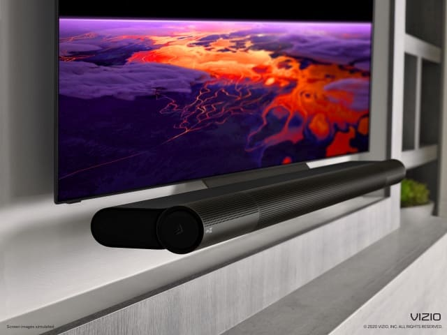Vizio OLED and Elevate