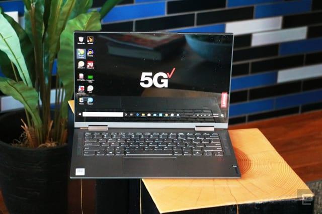 Lenovo Flex 5G review