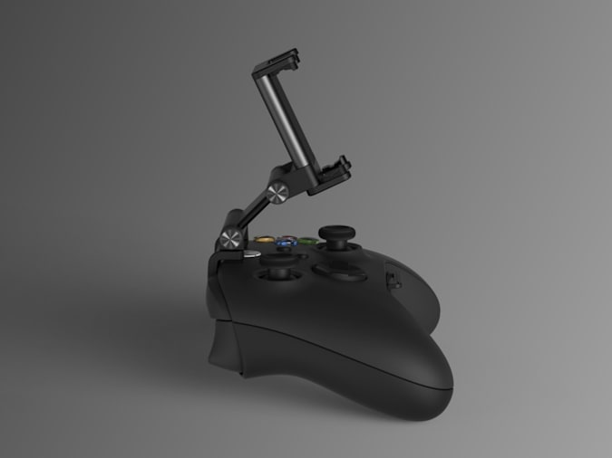 8BitDo Xbox smartphone clips