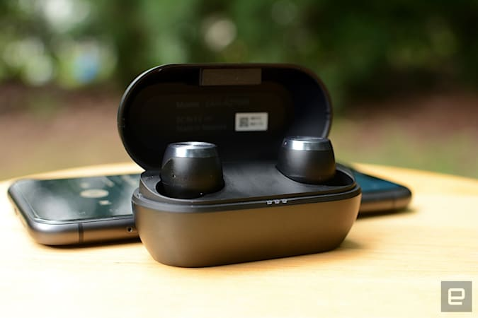 The Technics EAH-AZ70W true wireless earbuds do some things very well, but the audio quality can be hit or miss.