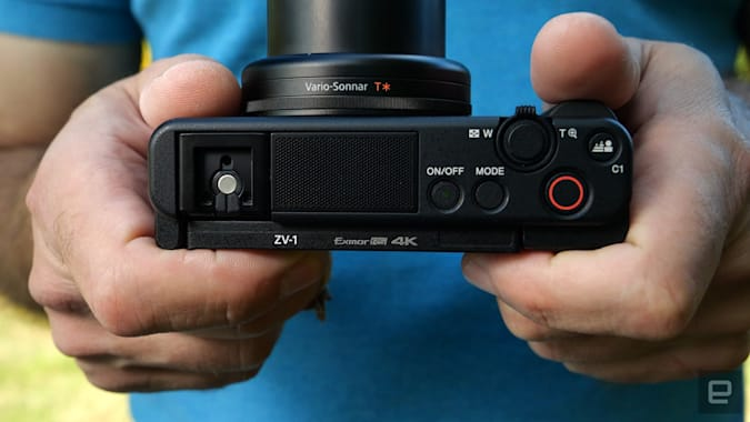 Sony ZV-1 review: A portable vlogging camera with few weaknesses