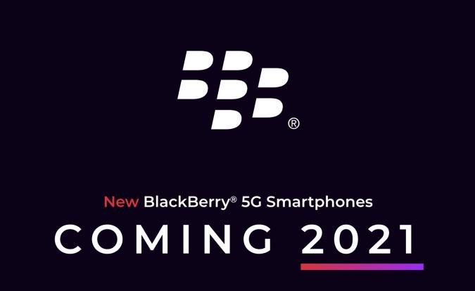 5G BlackBerry