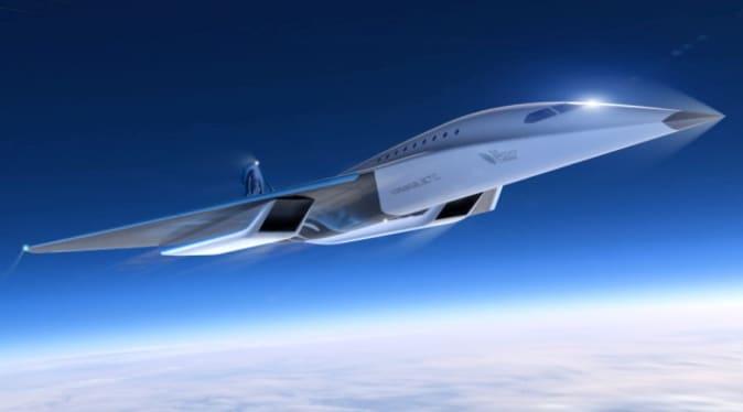 Virgin Galactic Mach 3