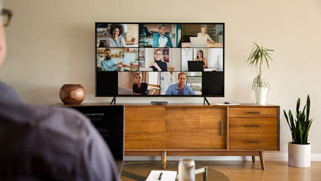 Workplace Rooms on Portal TV