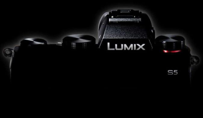 Panasonic S5 upcoming full-frame mirrorless camera