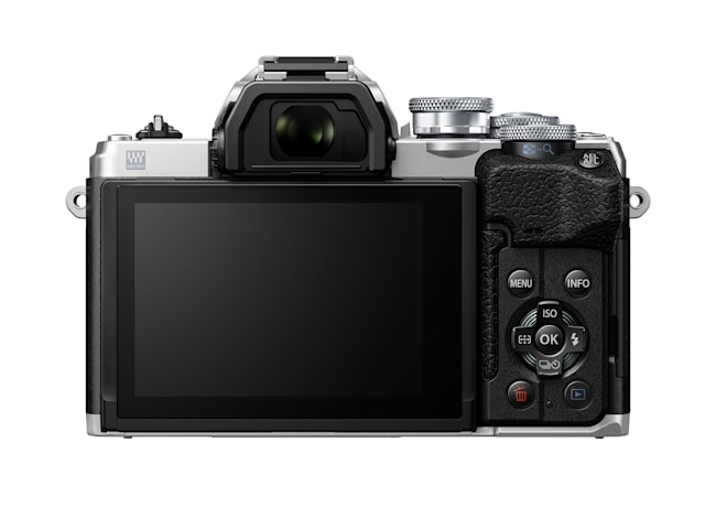 Olympus O-MD E-M10 Mark IV Micro Four Thirds mirrorless camera