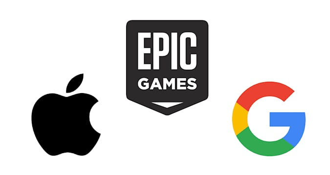 Epic Games vs Apple and Google