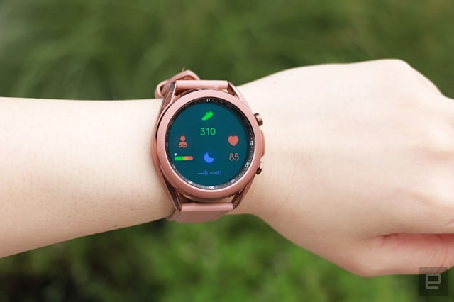 Samsung Galaxy Watch 3 review