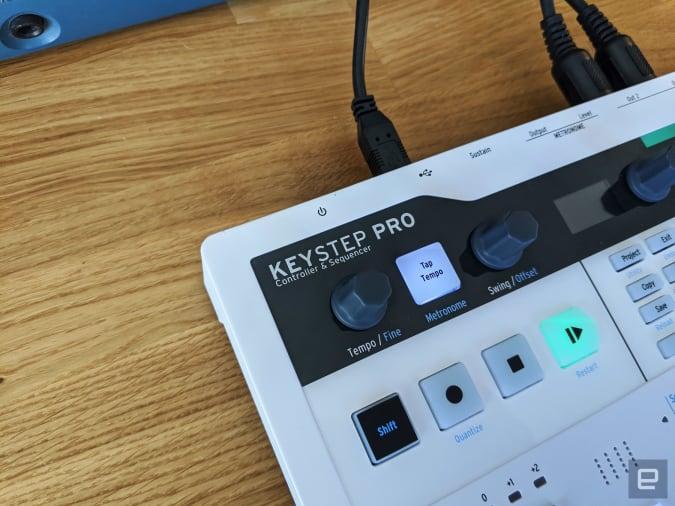 KeyStep Pro