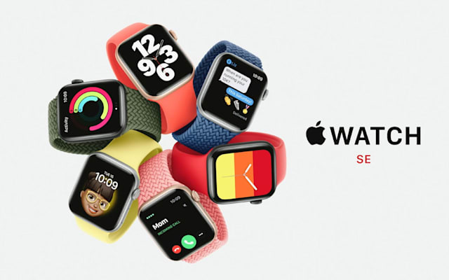 iPhone: Apple Watch SE