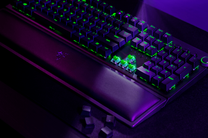 Razer BlackWidow V3 Pro keyboard