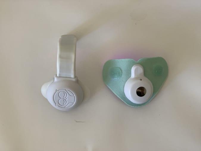 Owlet Smart Sock sensors