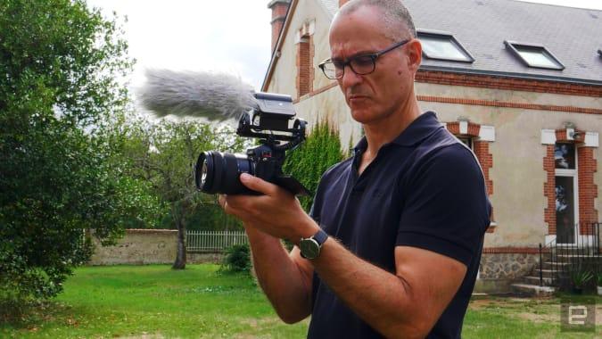 Panasonic S5 full-frame mirrorless camera