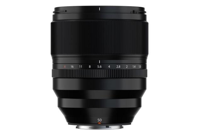 Fujifilm XF 50mmF1.0 R WR lens