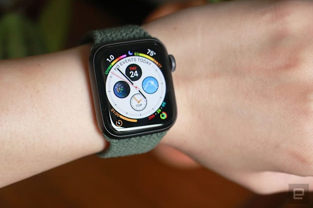 Avis Apple Watch SE