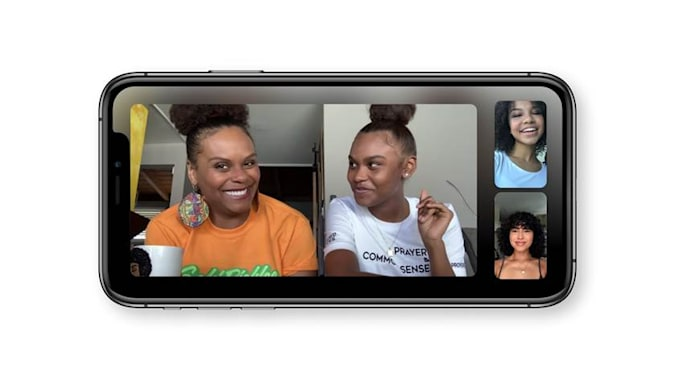 Watch Together lets you watch content and your friends' reactions to it.
