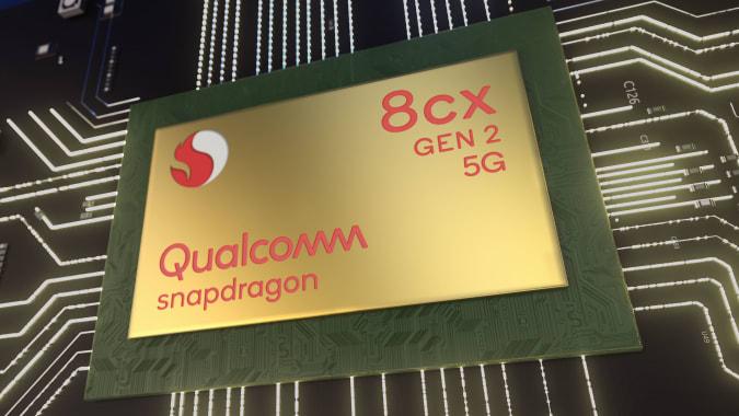 Qualcomm Snapdragon 8cx Gen 2
