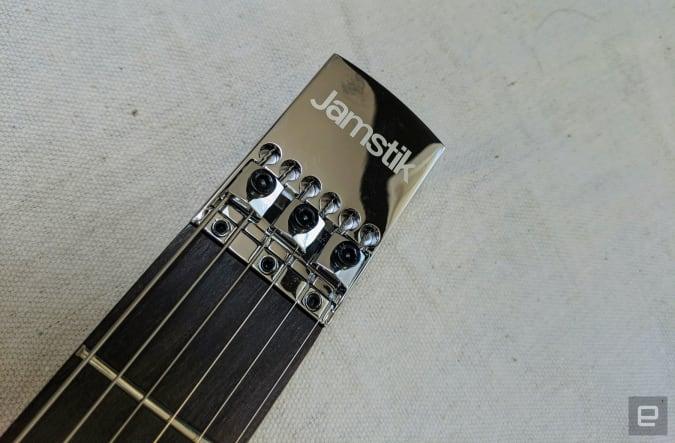 Jamstik Studio smart guitar