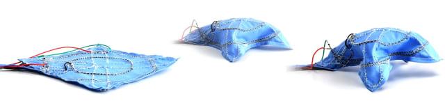 Smart Robotic Fabric