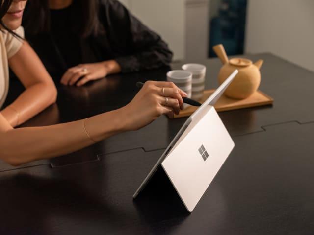 Surface Pro X press photo