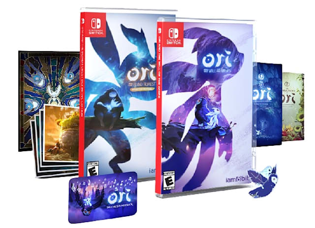 Ori Collectors Edition
