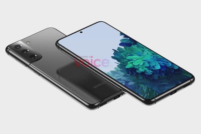 Samsung render