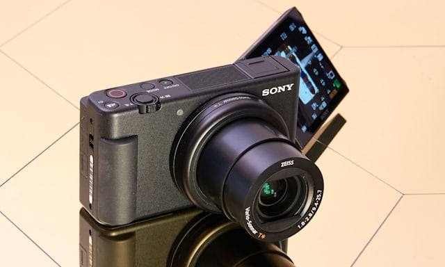 Holiday Gift Guide: Sony ZV-1