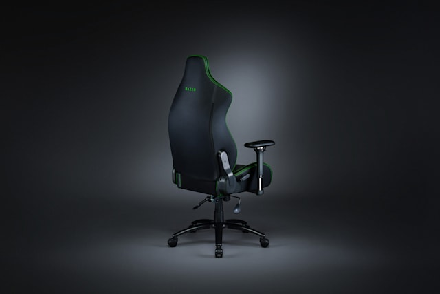 Razer Iskur gaming chair (back)