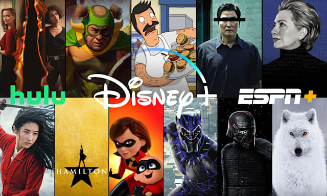 Holiday Gift Guide: Disney+ bundle with Hulu, ESPN+