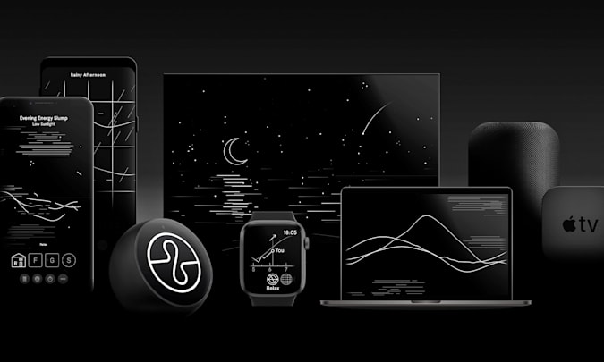 Holiday Gift Guide: Endel (algorithmically generated chill / focus audio)