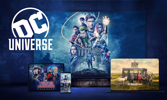 Holiday Gift Guide: DC Universe