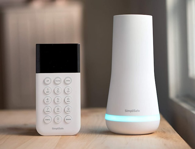 SimpliSafe smart home monitoring system