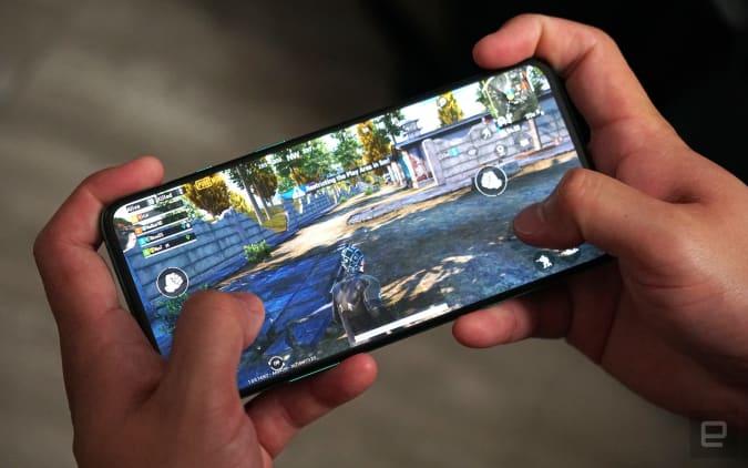 PUBG Mobile on OnePlus 8T