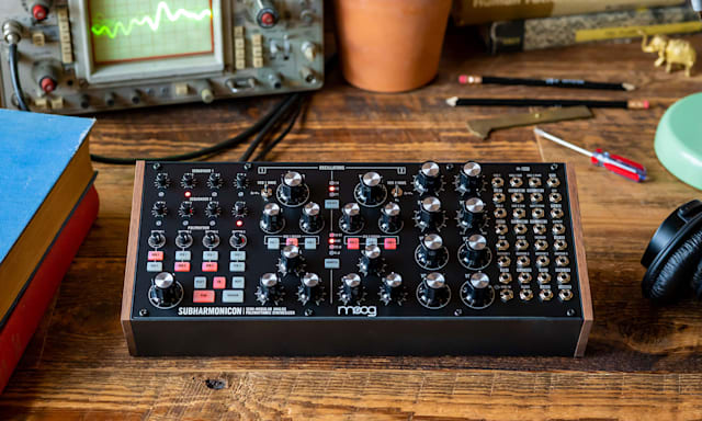 Holiday Gift Guide: Moog Subharmonicon