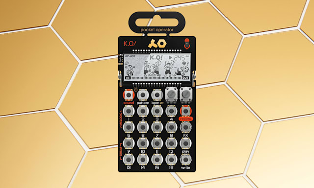 Holiday Gift Guide: Teenage Engineering PO-33