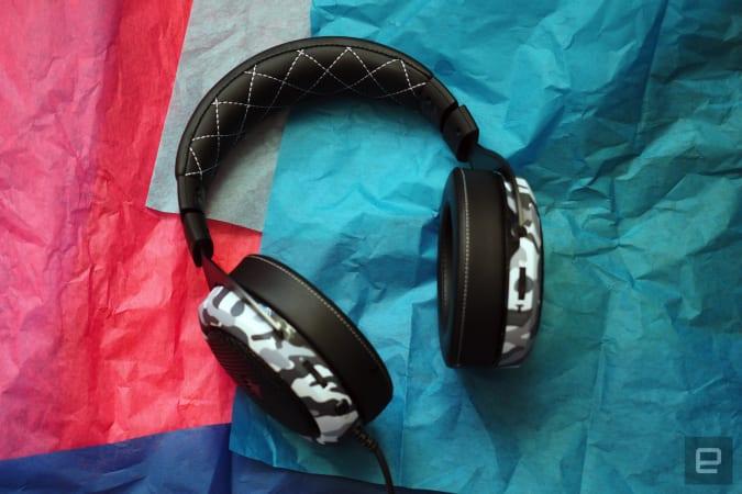 HS60 Haptic headset
