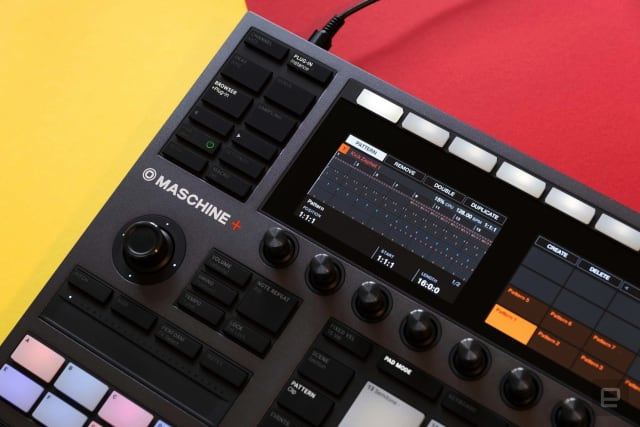 Maschine+ review