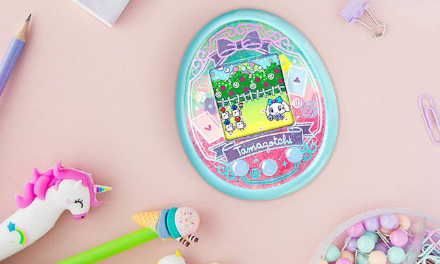 Holiday Gift Guide: Tamagotchi On Wonder Garden