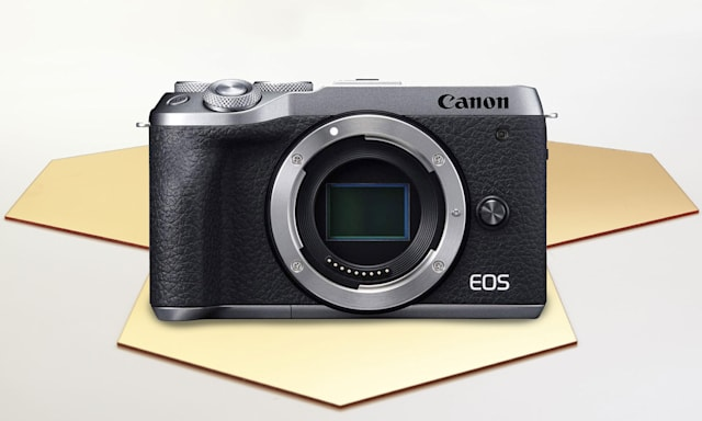 Holiday Gift Guide: Canon EOS M6