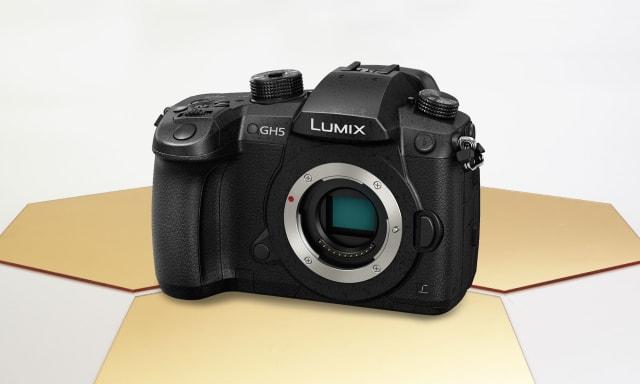 Holiday Gift Guide: Panasonic Lumix GH5
