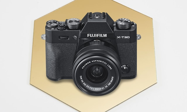 Holiday Gift Guide: Fuifilm X-T30