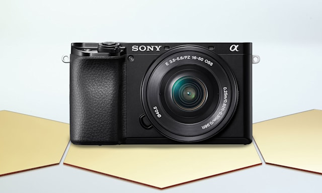 Holiday Gift Guide: Sony A6100