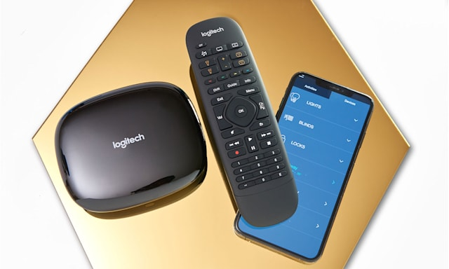 Holiday Gift Guide: Logitech Harmony Companion