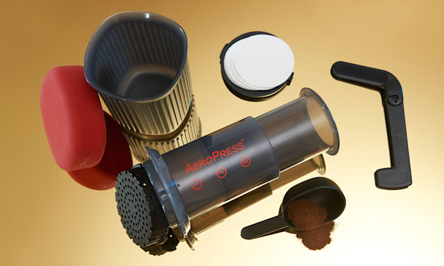 Holiday Gift Guide: Aeropress Go