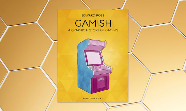 Holiday Gift Guide: Gamish: A Graphic History of Gaming