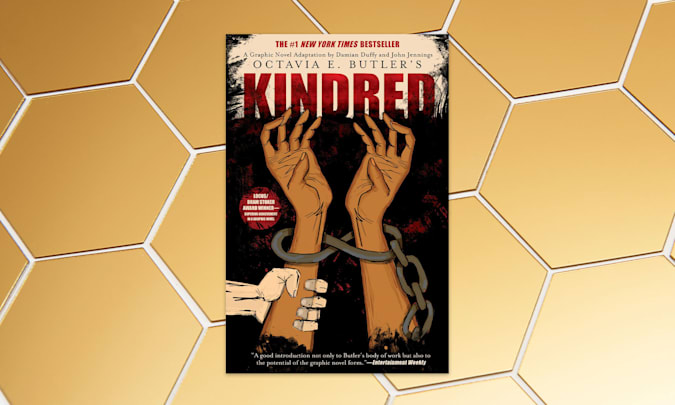 Holiday Gift Guide: Kindred: A Graphic Novel Adaptation
