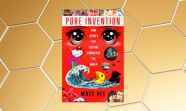 Holiday Gift Guide: Pure Invention: How Japan's Pop Culture Conquered the World
