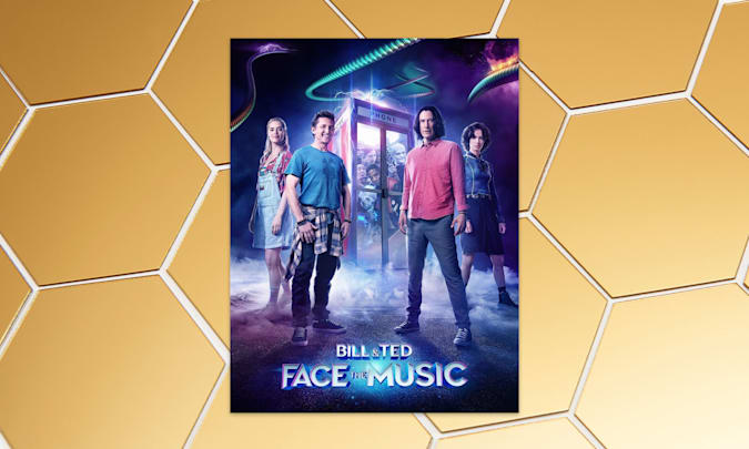 Holiday Gift Guide: Bill and Ted Face the Music