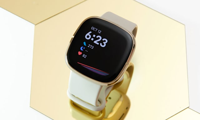 Holiday Gift Guide: Fitbit Sense